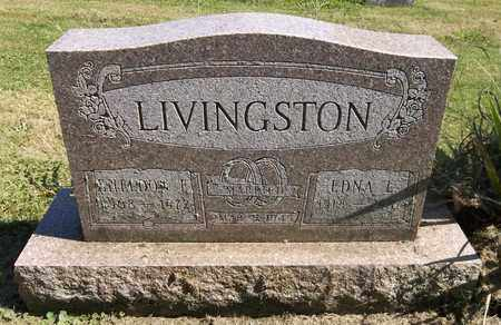 LIVINGSTON, EDNA L. - Trumbull County, Ohio | EDNA L. LIVINGSTON - Ohio Gravestone Photos
