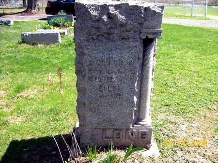 LONG, SIMON - Trumbull County, Ohio | SIMON LONG - Ohio Gravestone Photos