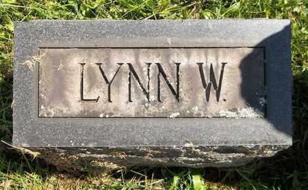 LOOMIS, LYNN W. - Trumbull County, Ohio | LYNN W. LOOMIS - Ohio Gravestone Photos
