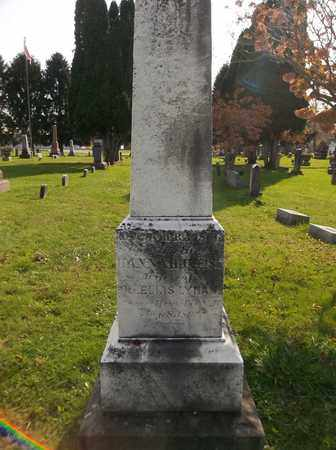 FISK LYMAN, HANNAH C. - Trumbull County, Ohio | HANNAH C. FISK LYMAN - Ohio Gravestone Photos