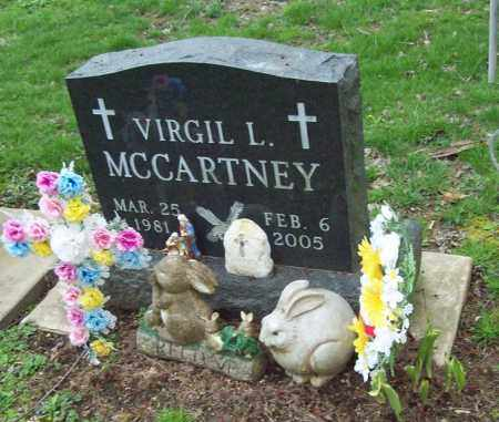 MCCARTNEY, VIRGIL L. - Trumbull County, Ohio | VIRGIL L. MCCARTNEY - Ohio Gravestone Photos