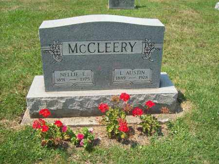 MCCLEERY, NELLIE E. - Trumbull County, Ohio | NELLIE E. MCCLEERY - Ohio Gravestone Photos