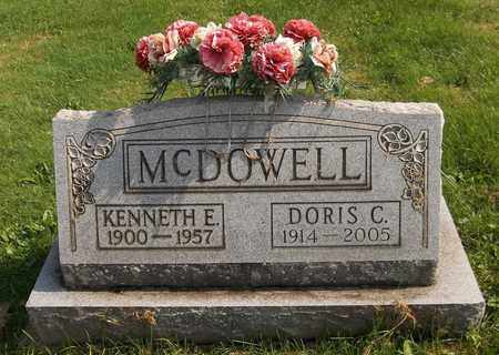 MCDOWELL, DORIS C. - Trumbull County, Ohio | DORIS C. MCDOWELL - Ohio Gravestone Photos