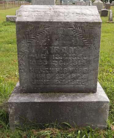 MCMAHAN, HELEN - Trumbull County, Ohio | HELEN MCMAHAN - Ohio Gravestone Photos