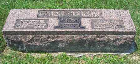 MERCER, ROBERT E. - Trumbull County, Ohio | ROBERT E. MERCER - Ohio Gravestone Photos
