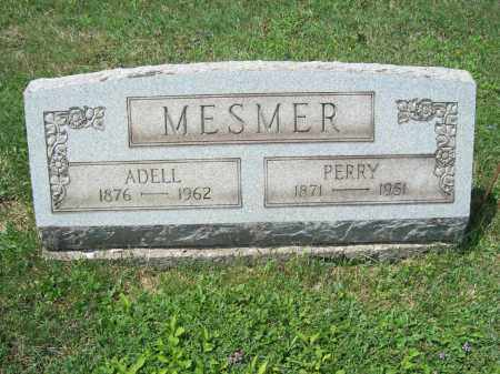 MESMER, MARY ADELL - Trumbull County, Ohio | MARY ADELL MESMER - Ohio Gravestone Photos