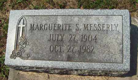 MESSERLY, MARGUERITE S. - Trumbull County, Ohio | MARGUERITE S. MESSERLY - Ohio Gravestone Photos