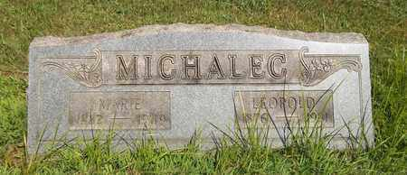 MICHALEC, MARIE - Trumbull County, Ohio | MARIE MICHALEC - Ohio Gravestone Photos