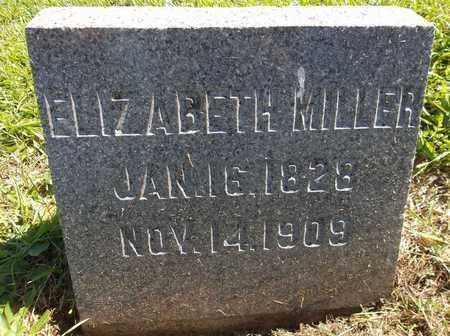 MILLER, ELIZABETH - Trumbull County, Ohio | ELIZABETH MILLER - Ohio Gravestone Photos