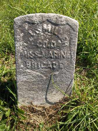 MILLER, G. L. - Trumbull County, Ohio | G. L. MILLER - Ohio Gravestone Photos