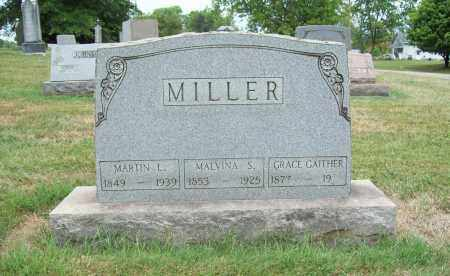 MILLER, GRACE MARIAH - Trumbull County, Ohio | GRACE MARIAH MILLER - Ohio Gravestone Photos