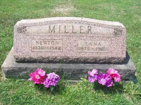 MILLER, LANA - Trumbull County, Ohio | LANA MILLER - Ohio Gravestone Photos