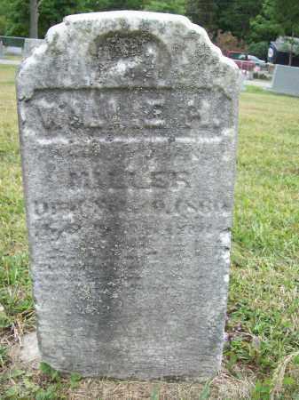 MILLER, WILLIE H. - Trumbull County, Ohio | WILLIE H. MILLER - Ohio Gravestone Photos