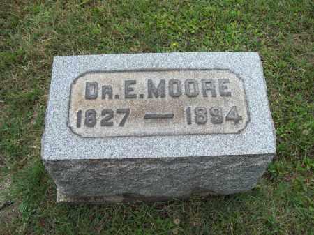MOORE, EZEKIEL - Trumbull County, Ohio | EZEKIEL MOORE - Ohio Gravestone Photos