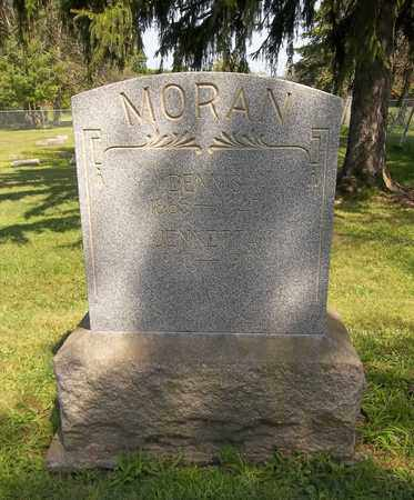 MORAN, JENNETTA - Trumbull County, Ohio | JENNETTA MORAN - Ohio Gravestone Photos