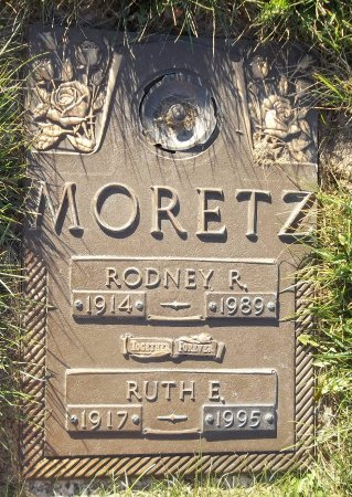 GURGANIOUS MORETZ, RUTH E. - Trumbull County, Ohio | RUTH E. GURGANIOUS MORETZ - Ohio Gravestone Photos