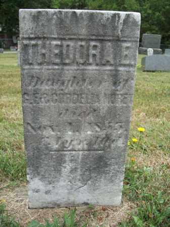 MOREY, THEDORA E. - Trumbull County, Ohio | THEDORA E. MOREY - Ohio Gravestone Photos