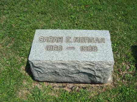 MCLAUGHLIN MORGAN, SARAH EMELINE - Trumbull County, Ohio | SARAH EMELINE MCLAUGHLIN MORGAN - Ohio Gravestone Photos