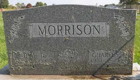 MORRISON, CHARLES J. - Trumbull County, Ohio | CHARLES J. MORRISON - Ohio Gravestone Photos