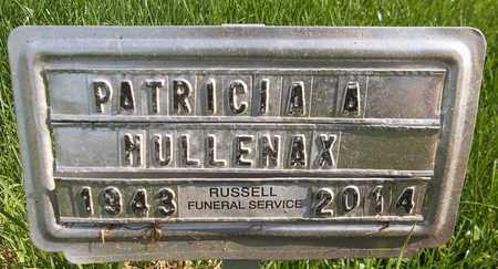 MULLENAX, PATRICIA A. - Trumbull County, Ohio | PATRICIA A. MULLENAX - Ohio Gravestone Photos