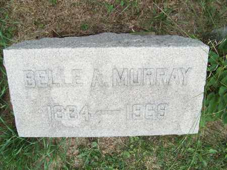MURRAY, BELLE A. - Trumbull County, Ohio | BELLE A. MURRAY - Ohio Gravestone Photos