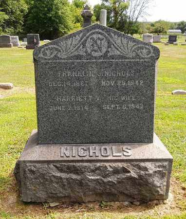 NICHOLS, FRANKLIN J. - Trumbull County, Ohio | FRANKLIN J. NICHOLS - Ohio Gravestone Photos