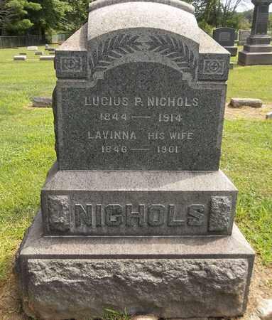 NICHOLS, LAVINNA - Trumbull County, Ohio | LAVINNA NICHOLS - Ohio Gravestone Photos