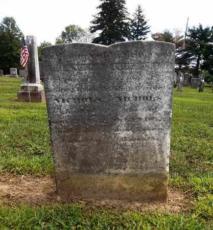 NICHOLS, PHILANDER - Trumbull County, Ohio | PHILANDER NICHOLS - Ohio Gravestone Photos