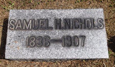 NICHOLS, SAMUEL H. - Trumbull County, Ohio | SAMUEL H. NICHOLS - Ohio Gravestone Photos