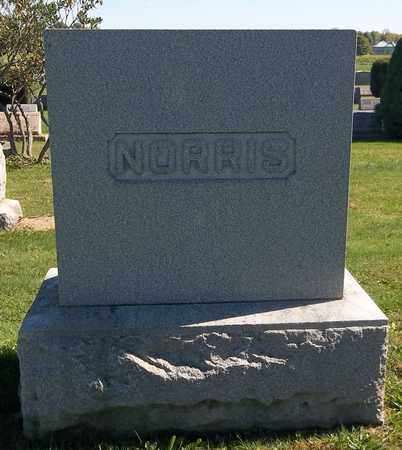 NORRIS, REYNOLDS E. - Trumbull County, Ohio | REYNOLDS E. NORRIS - Ohio Gravestone Photos