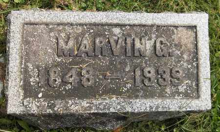 NYE, MARVIN G. - Trumbull County, Ohio | MARVIN G. NYE - Ohio Gravestone Photos