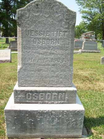 TIFT OSBORN, JESSIE - Trumbull County, Ohio | JESSIE TIFT OSBORN - Ohio Gravestone Photos
