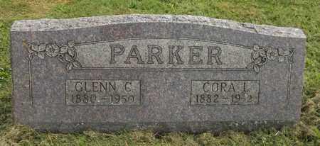 PARKER, CORA L. - Trumbull County, Ohio | CORA L. PARKER - Ohio Gravestone Photos