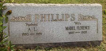 PHILLIPS, MABEL FLORENCE - Trumbull County, Ohio | MABEL FLORENCE PHILLIPS - Ohio Gravestone Photos
