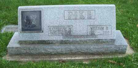 BARBE PIKE, KATHERINE M. - Trumbull County, Ohio | KATHERINE M. BARBE PIKE - Ohio Gravestone Photos