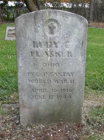 PLASKUR, RUDY C. - Trumbull County, Ohio | RUDY C. PLASKUR - Ohio Gravestone Photos