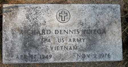 PLIZGA, RICHARD DENNIS - Trumbull County, Ohio | RICHARD DENNIS PLIZGA - Ohio Gravestone Photos