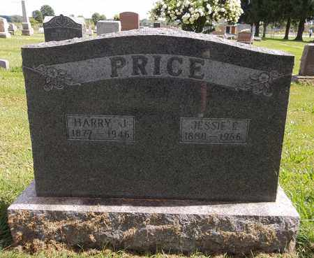 PRICE, HARRY J. - Trumbull County, Ohio | HARRY J. PRICE - Ohio Gravestone Photos
