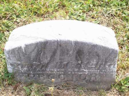 PROCTOR, FRANKIE - Trumbull County, Ohio | FRANKIE PROCTOR - Ohio Gravestone Photos