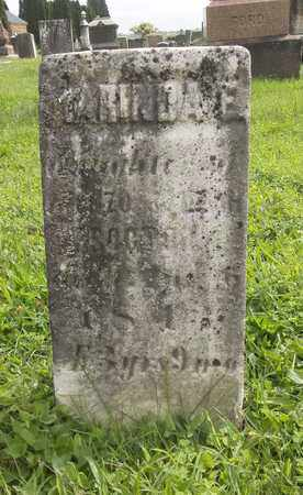 PROCTOR, MARINDA E. - Trumbull County, Ohio | MARINDA E. PROCTOR - Ohio Gravestone Photos