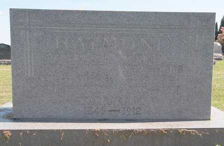RAYMOND, BARBARA M. - Trumbull County, Ohio | BARBARA M. RAYMOND - Ohio Gravestone Photos