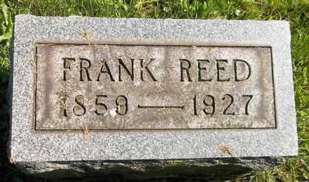REED, FRANK - Trumbull County, Ohio | FRANK REED - Ohio Gravestone Photos