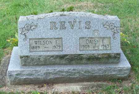 REVIS, DAISY E. - Trumbull County, Ohio | DAISY E. REVIS - Ohio Gravestone Photos
