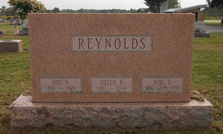 REYNOLDS, NEIL E. - Trumbull County, Ohio | NEIL E. REYNOLDS - Ohio Gravestone Photos