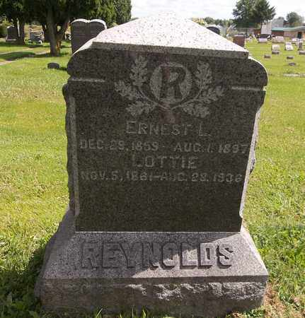 REYNOLDS, ERNEST L. - Trumbull County, Ohio | ERNEST L. REYNOLDS - Ohio Gravestone Photos