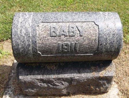 RHODES, BABY - Trumbull County, Ohio | BABY RHODES - Ohio Gravestone Photos