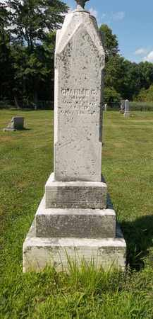 RHODES, CHARLIE G. - Trumbull County, Ohio | CHARLIE G. RHODES - Ohio Gravestone Photos