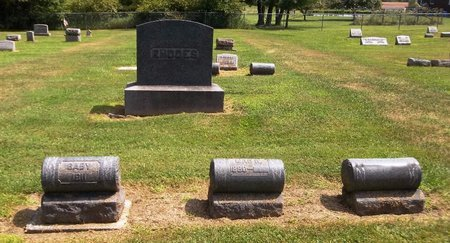 RHODES, CLAUDE D. - Trumbull County, Ohio | CLAUDE D. RHODES - Ohio Gravestone Photos