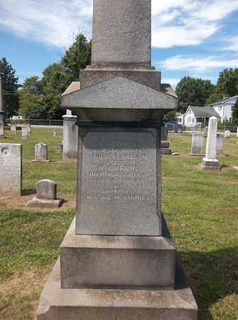 RHODES, FRANK S. - Trumbull County, Ohio | FRANK S. RHODES - Ohio Gravestone Photos