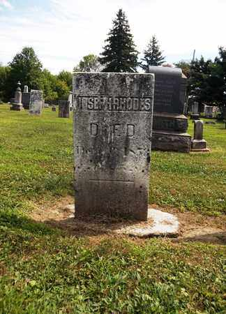 RHODES, JOSEPH - Trumbull County, Ohio | JOSEPH RHODES - Ohio Gravestone Photos